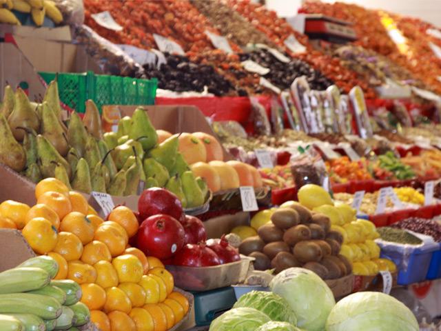Попавшие под санкции продукты продолжают дорожать